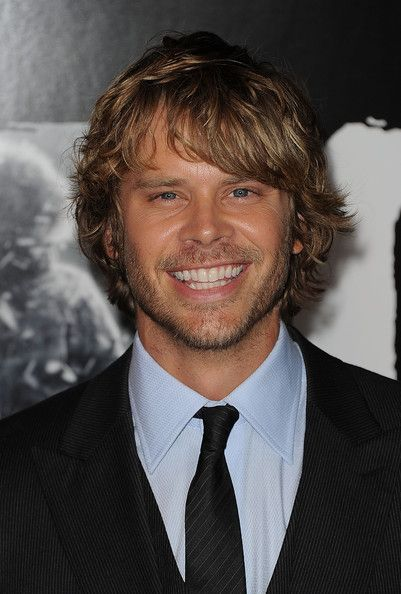 Eric Christian Olsen aka Marty Deeks from NCIS: Los Angeles (aka my fav dude on the show!!)