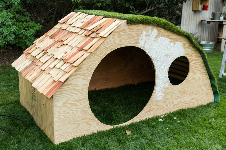 Ken Wingard has a fun DIY that kids will love. DIY Hobbit Hole Playhouse for Kids. Customized playhouses can cost up to $4,000 but using Ken's instructions, this playhouse will cost you only $200. It also makes a great weekend project that you can work on with your kids!