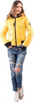 Куртка Milhan 1810 36 Желтая (2000000032887)
