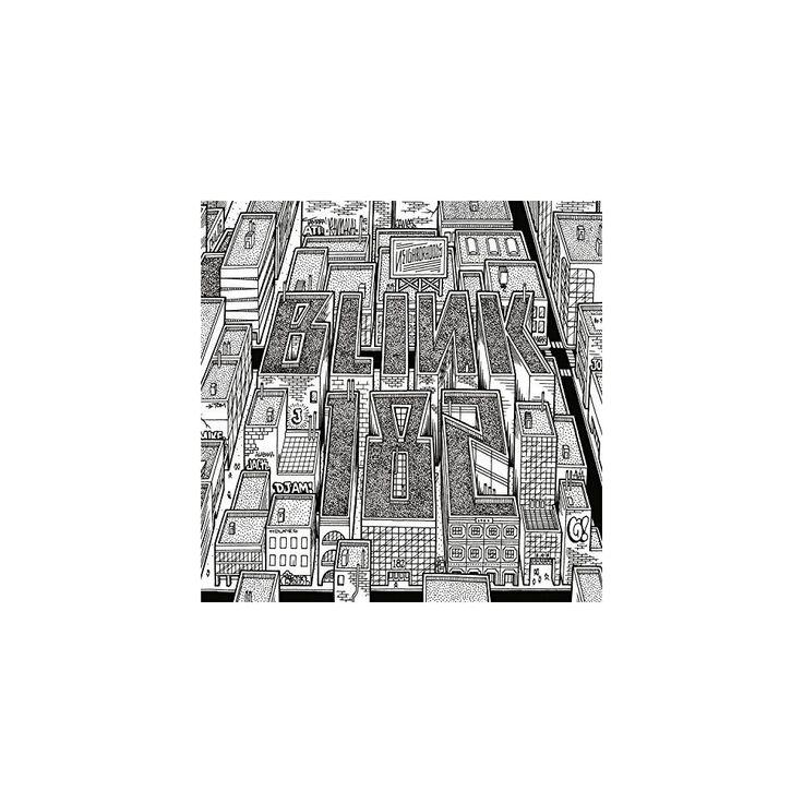 Blink-182 - Neighborhoods (Vinyl)