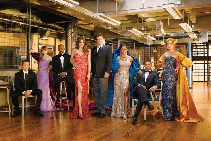 Castle TV Show Cast | Castle Series 3 PREVIEW