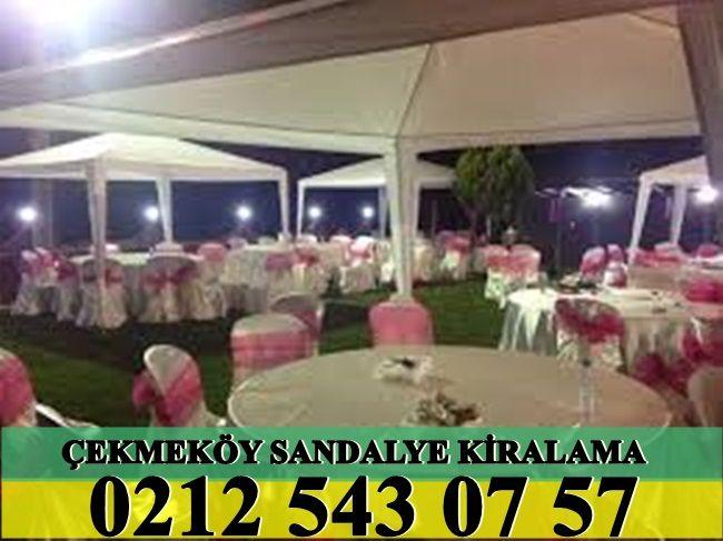 Özel hazırlandığınız nişan,düğün,doğum günü gibi etkinlikler de misafirlerinize şıklık ve konforu bir arada yaşatmak için sandalye kiralama hizmetimizden faydalanmalısınız.