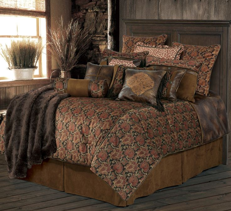 27 best Rustic Bedding images on Pinterest | Rustic bedding ...
