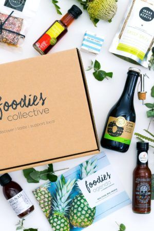 foodies collective discovery box -     available Australia wide