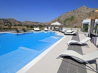 Villa Christalindos Rhodes  Vakantieverhuur in Lindos van @homeaway! #vacation #rental #travel #homeaway