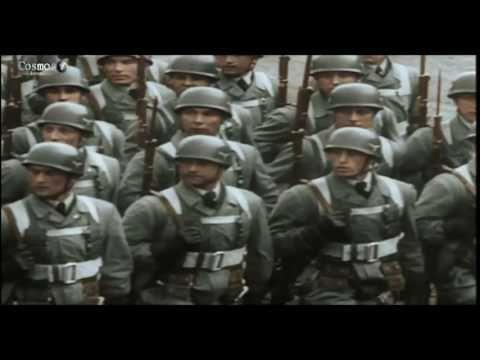 World War II in HD Colour Επ 02 Ο Πολεμος Αστραπη | Ντοκιμαντερ - YouTube
