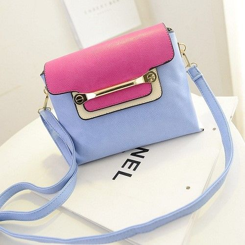 "@cs.ordersis's photo: ""Handbag : C004 LIGHT BLUE ""Material:  Kulit Pu Height:  19cm  Length:  24cm  Depth:  12cm Bag Mouth:  Zipper Long Strap:  Yes Weight:  600g"" Rp194,000  #handbag #bag #tas #ordersis #ordersisdotcom"""