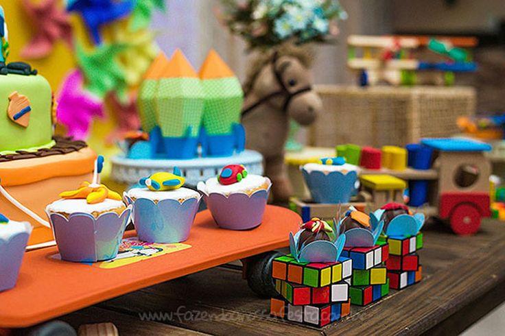 Festa Brinquedos do Noah