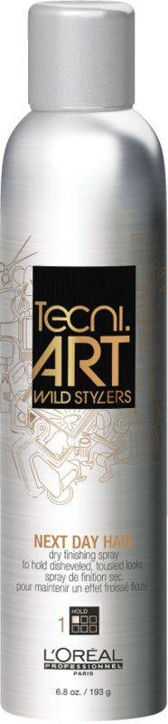 L'Oreal Professionnel Tecni.Art Wild Stylers Next Day Hair Texturizing Spray