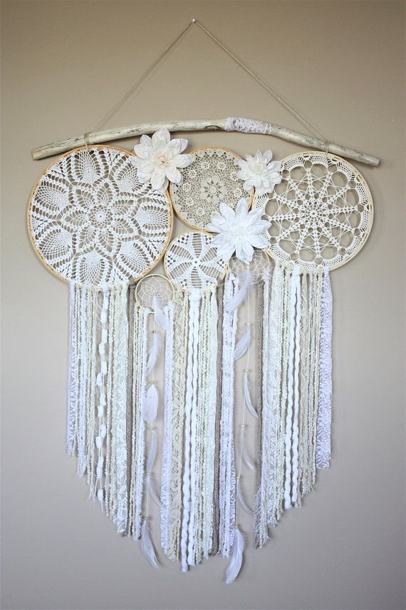 Large Dream Catcher Wall Hanging Dreamcatcher Wall Hanging