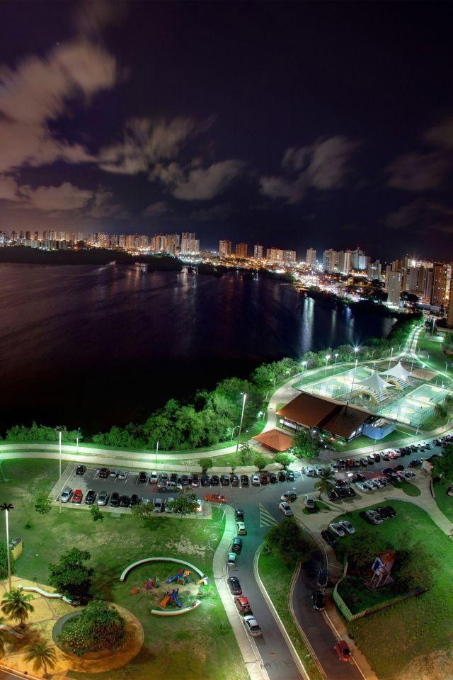 São Luis - Maranhão Brasil wallpaper 640x960