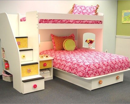 Kids Kids Loft Bed Design, Pictures, Remodel, Decor and Ideas - page 9