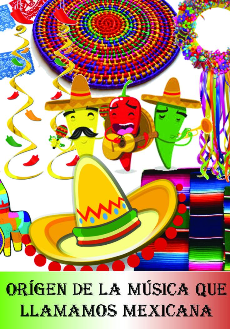 Todos y cada uno de los ritmos mexicanos, desde el bolero hasta el mariachi, tienen influencia de otros lugares. Checa estos datos interesantes.