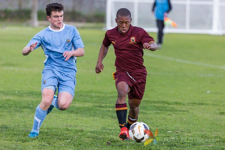 PRG Soccer vs. Eton College (UK)