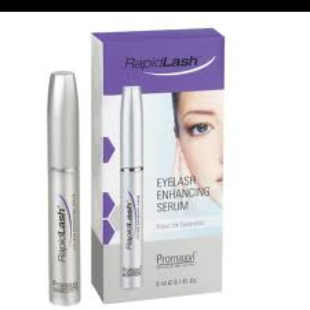 Rapid lash- It really works! I have longer up lashes and lower lashes. Best product for lash extender $60