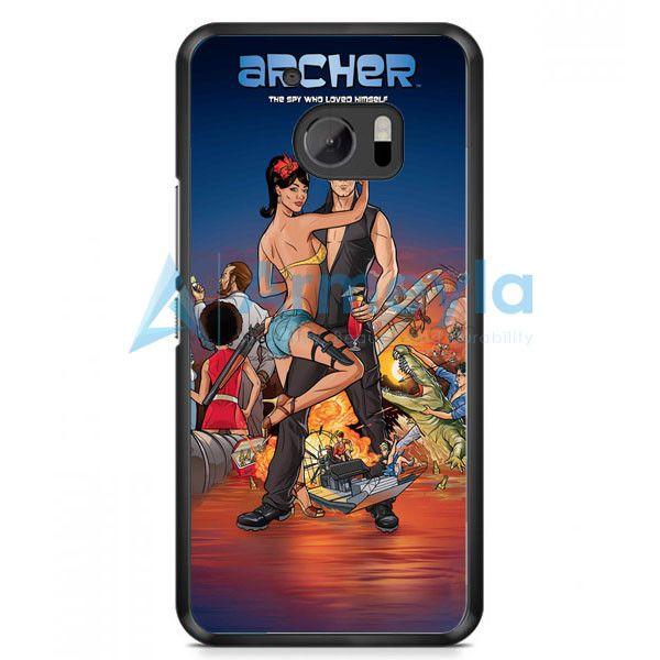 Archer Season 2 HTC One M10 Case   armeyla.com