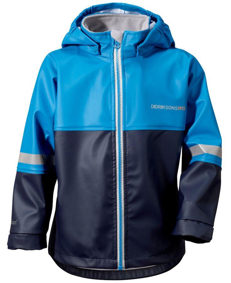 Didriksons Waterman Kids Waterproof Jacket | Sportbaby