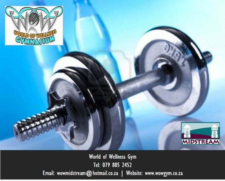 The World of Wellnes (WoW) Gym is located opposite the tennis courts at Midstream College in Midstream, Centurion, South Africa.