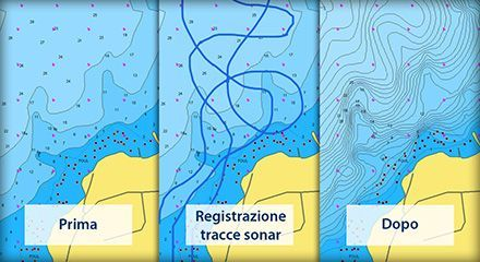 Carte Nautiche SonarCharts: Batimetria in alta Definizione ( clicca l'immagine x leggere il post )