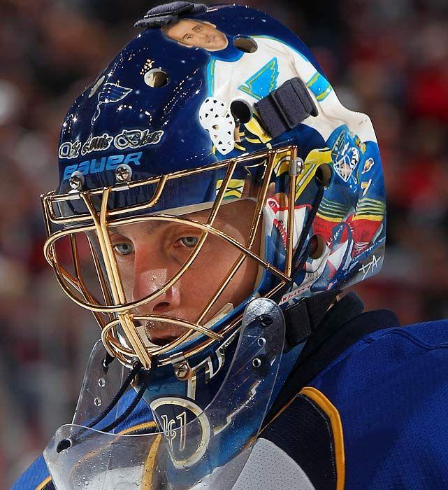Jaroslav Halak, St. Louis Blues