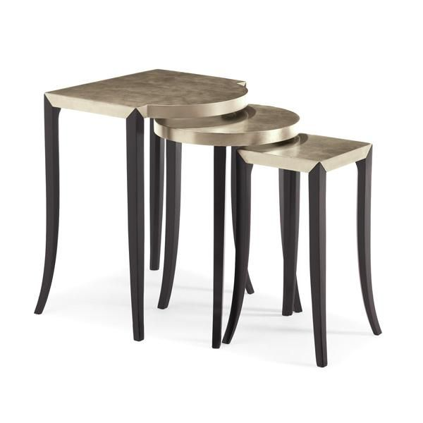 Out and About Nesting Tables by Caracole