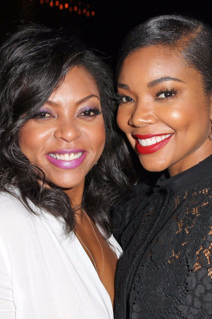 Gabrielle Union's Shout Out to Taraji P. Henson Puts Other #WCW Posts to Shame