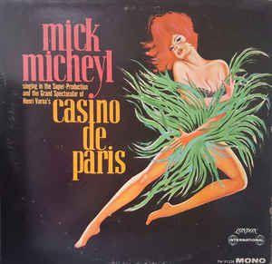 Mick Micheyl - Casino De Paris (Vinyl, LP, Album) at Discogs