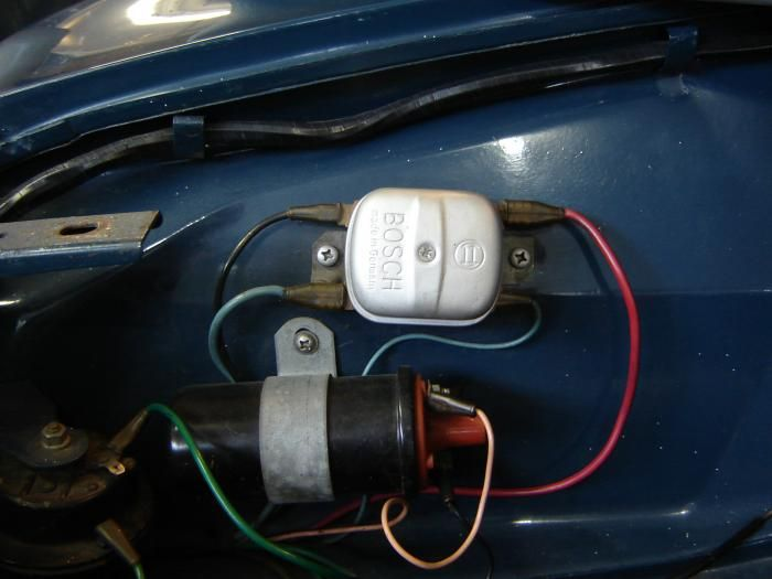 wiring connections for early gt voltage regulator - alfa romeo bulletin  board & forums | alfa restoration details | voltage regulator, alfa romeo,