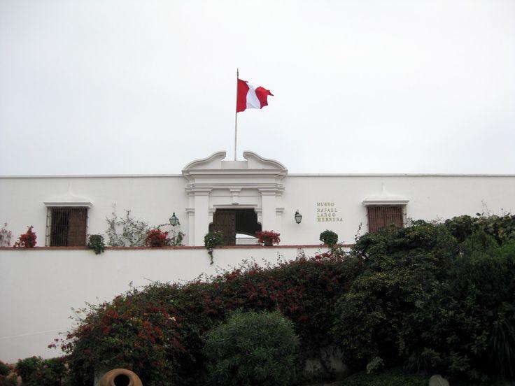 museo del larco museus de lima
