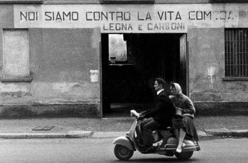 Gianni Berengo Gardin, Milano, 1960