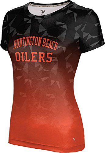 ProSphere Womens Huntington Beach High School Maya Tech Tee Small -- Click image for more details.