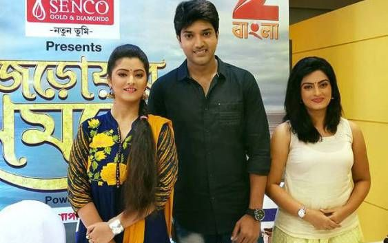 Jarowar Jhumko, Zee Bangla – Subhankar-Sweta back as a couple in the show
