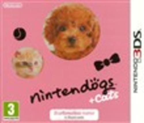 #Nintendogs  cats : barboncino and nuovi amici  ad Euro 44.90 in #Nintendo #Software software video