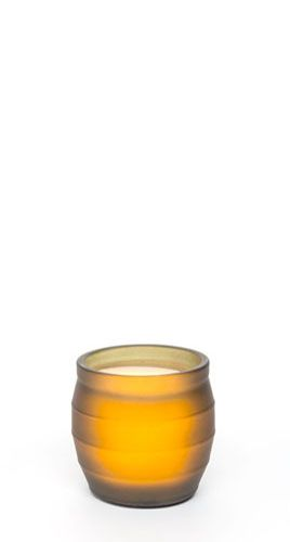 "4"" Origins Glass Jar w/ Programmable Timer, Green"
