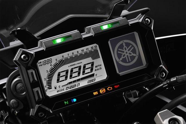 2015 Yamaha FJ-09 Street Motorcycle Supersport Touring Photo