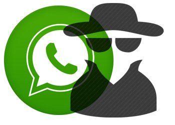 ¿Puede la empresa espiar tu WhatsApp?