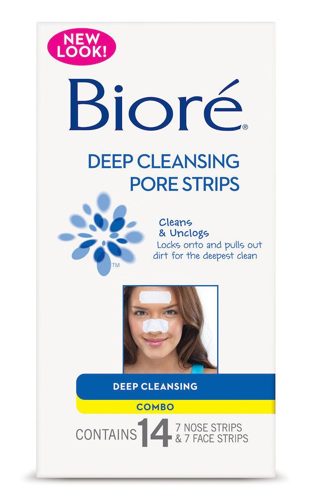 Would your pores be forever clogged if you stopped using Biore pore strips?