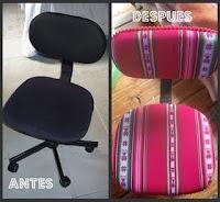 Como retapizar una silla de computadora