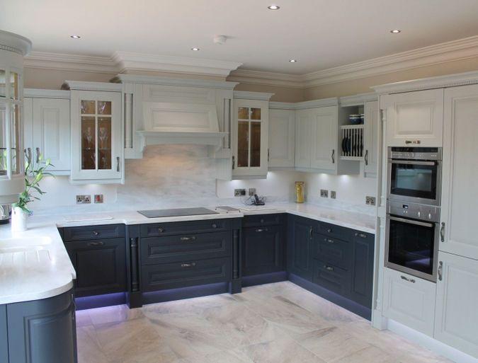 Cornell Painted - Fearon Bros kitchen