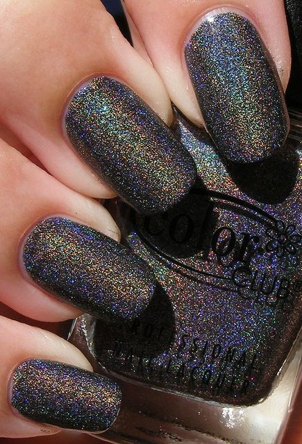 Color Club ~ Revvvolution (received in swap, havent used since then) $4 *pending Elise*