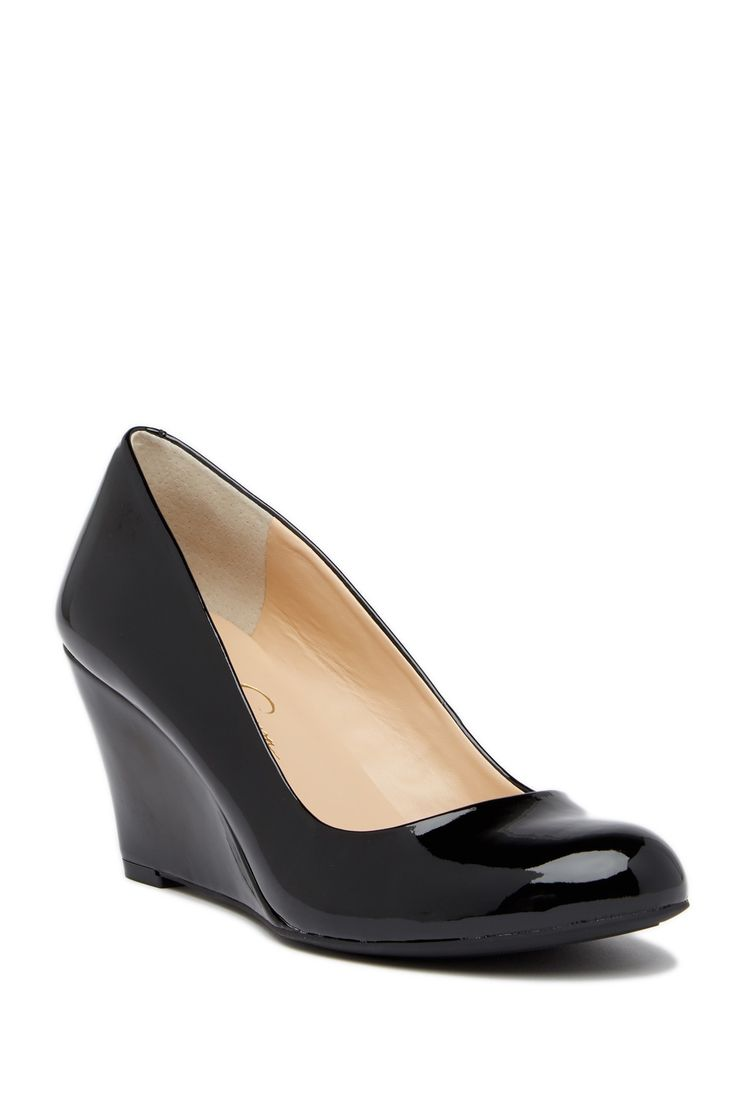 Suzanna Wedge Pump - Wide Width Available