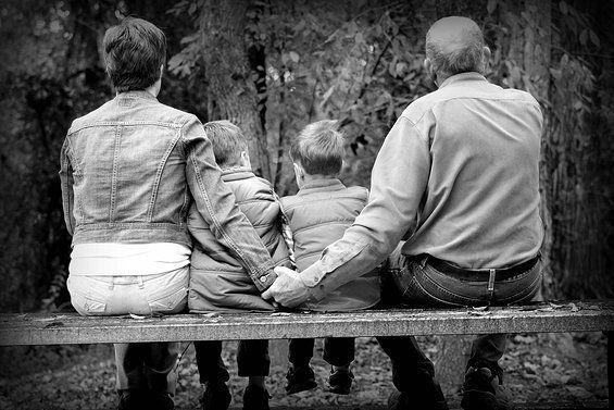Grandparents and Grandkids
