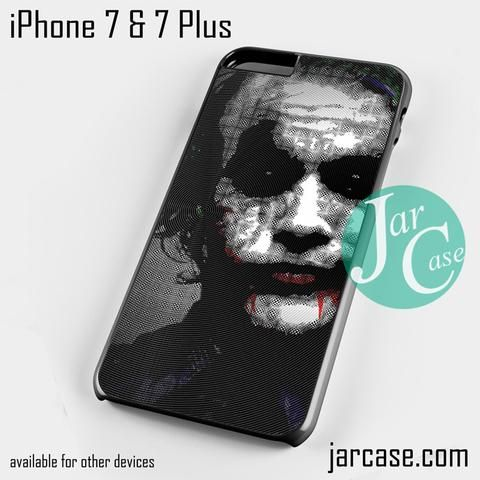 Joker Abstract Phone case for iPhone 7 and 7 Plus