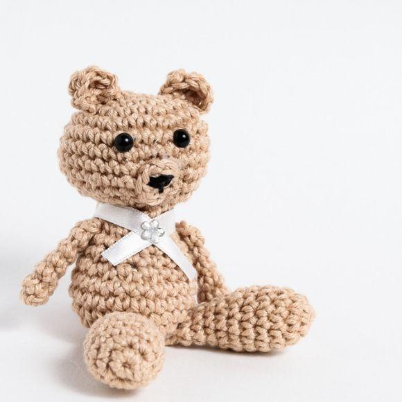 Urso Amigurumi Gigante com o Fio Lollipull | Ursos de pelúcia de ... | 580x580