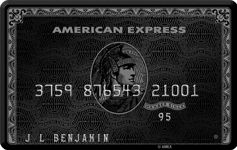 High End Credit Cards