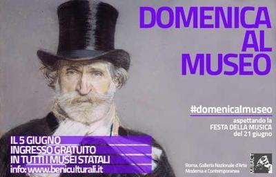 TurismArte: Ingresso gratis nei musei all'insegna della musica...