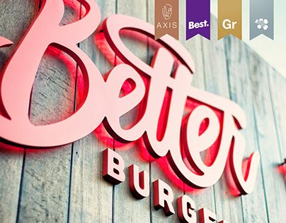 """Check out new work on my @Behance portfolio: """"Better Burger."""" http://on.be.net/1GHdUvK"""
