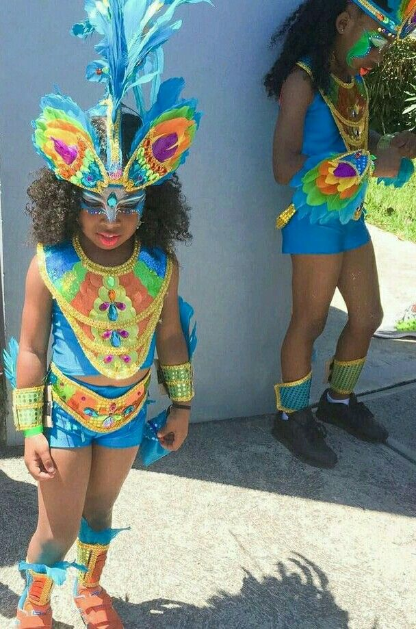 Pin By Chrissy Stewart On Bermuda Carnival Outfits Carnival Kids Crafts Kids Carnival
