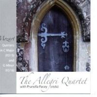 The Allegri Quartet CD down to $19.95