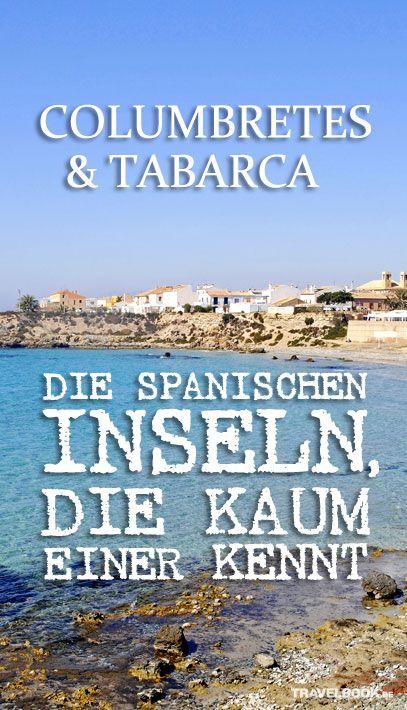 Die Balearen mit Mallorca, Ibiza und Co. kennt jeder, genauso wie die kanarischen Inseln. Aber haben Sie schon mal was von Tabarca und den Illes Columbretes gehört? Wenn nicht, wird es Zeit – denn die beiden recht unbekannten Mittelmeerinseln vor Castellón und Alicante haben einiges zu bieten.
